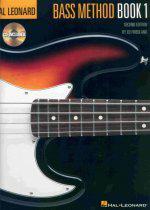 Bass method book 1 + CD + DVD
