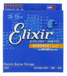 Elixir Electric Nanoweb 12027