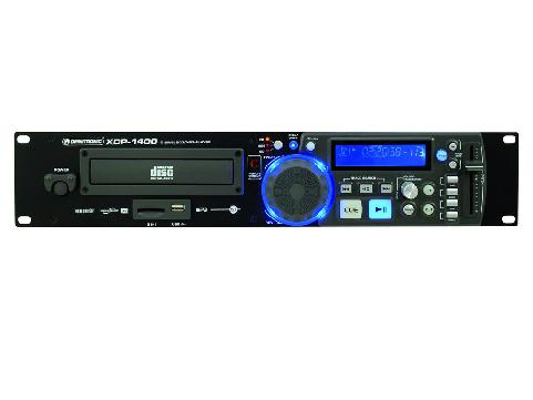 Omnitronic XDP-1400 SD/USB