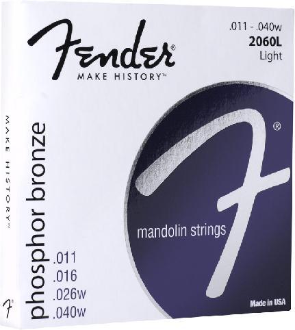 Fender Mandolin phosphor bronze