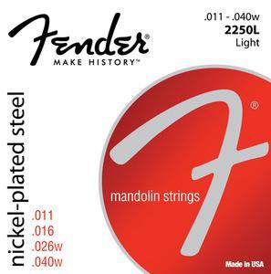 Fender Mandolin nickel-plated steel