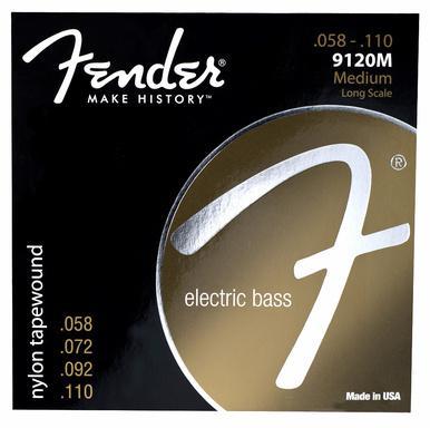 Fender electric bass 9120M