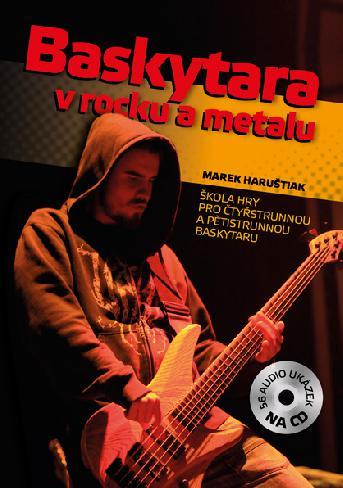 Baskytara v rocku a metalu + CD bass & tab