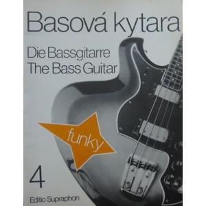 Basová kytara 4 - škola hry na basovou kytaru
