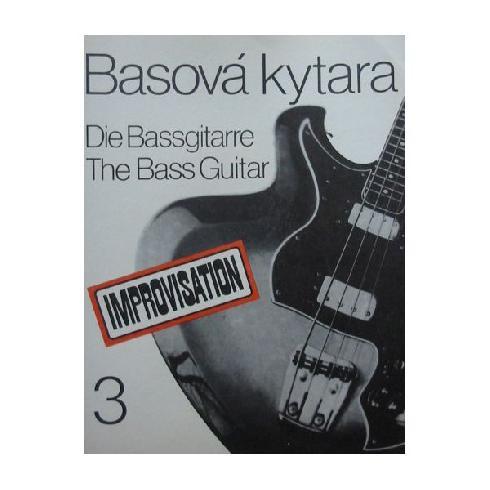Basová kytara 3 - škola hry na basovou kytaru