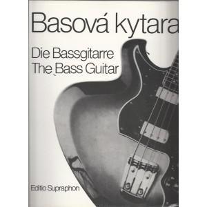 Basová kytara 1 - škola hry na basovou kytaru