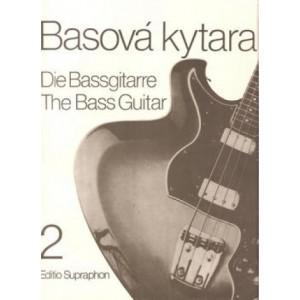 Basová kytara 2 - škola hry na basovou kytaru