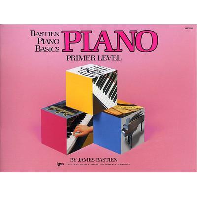 Bastien Piano Basics - PIANO - Primer
