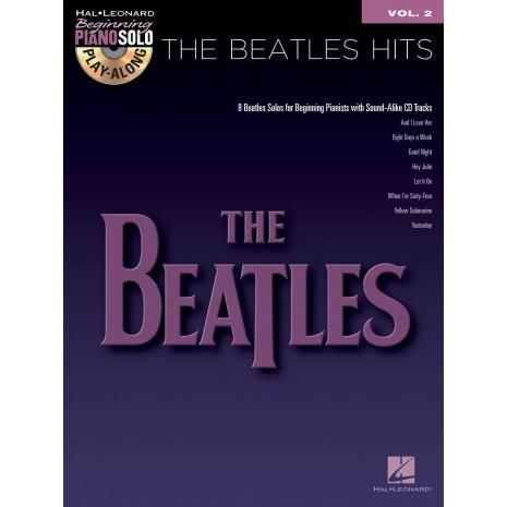 Beginning Piano Solo 2 - The Beatles Hits + CD
