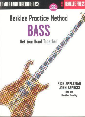 Berkley Practice Method + CD bass