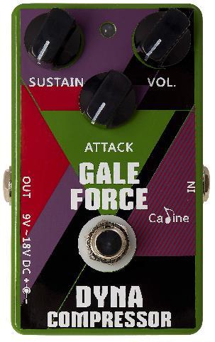 Caline CP-52 Gale Force Dyna Compressor