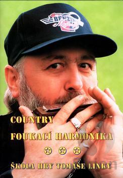 Country Foukací Harmonika - Škola hry + CD