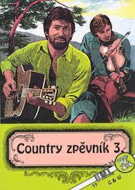 Country zpěvník 3 zpěv/akordy