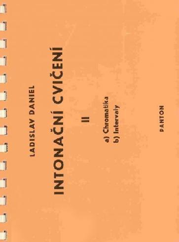 Intonační cvičení 2 (chromatika / intervaly) - Ladislav Daniel