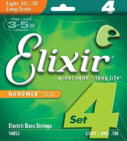 Elixir Bass Nanoweb 14052