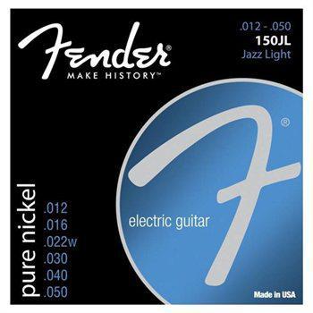 Fender Pure Nickel Wound 150JL