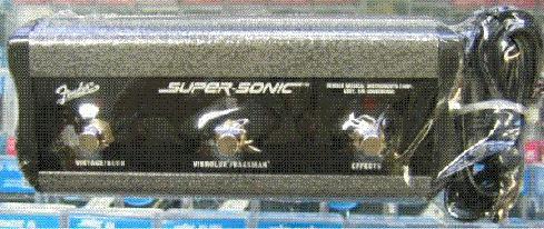 Fender Super-Sonic