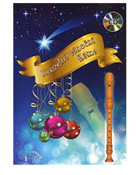 Čarovná vianočné flauta + CD - Hana Štillerová