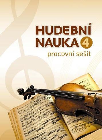 Hudobná náuka - pracovný zošit 4 - slovenská verze