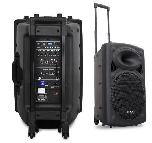 Ibiza Port12-VHF