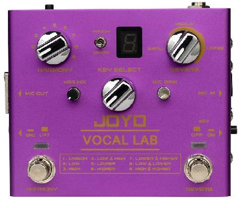 JOYO R-16 Vocal Lab