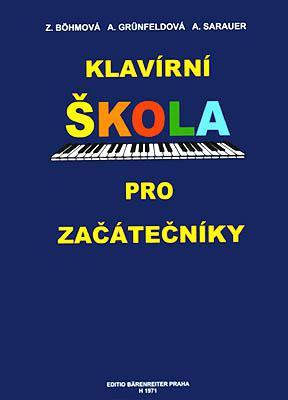 Klavírna škola pre začiatočníkov