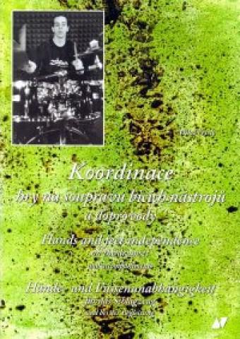 Koordinace hry na soupravu bicích nástrojů a doprovody - Miloš Veselý + CD