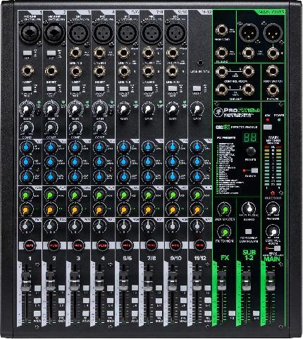 Mackie ProFX12v3 USB