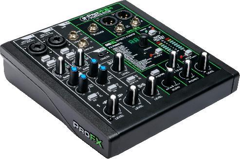 Mackie ProFX6v3 USB