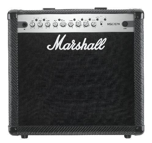 Marshall MG50CFX Carbon Fibre