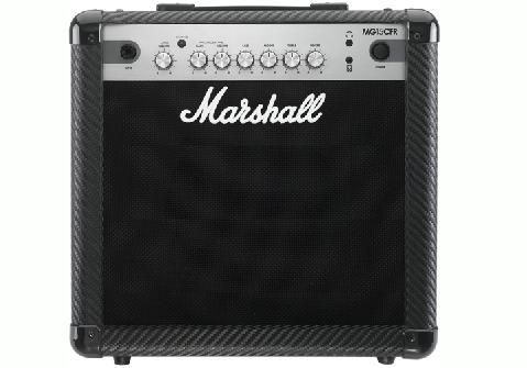 Marshall MG15CFR Carbon Fibre