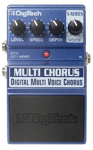 Digitech XMC Multi Chorus: