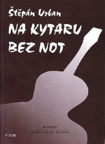 Na kytaru bez not & kytarové pravítko - Štěpán Urban