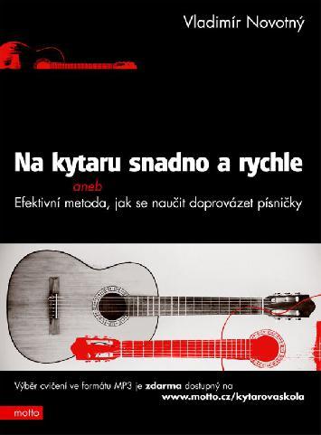 Na kytaru snadno a rychle - Vladimír Novotný