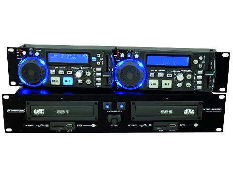 Omnitronic XDP-2800 SD/USB