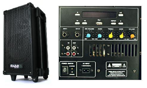 Ibiza PA systém