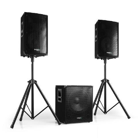 Ibiza PA set