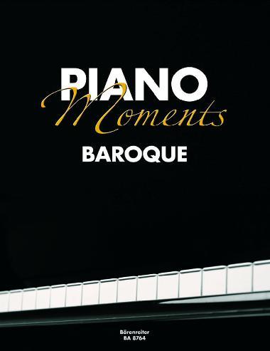 Piano Moments - Baroque piano solos