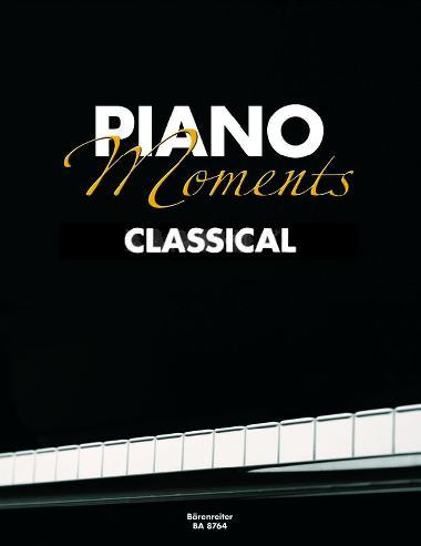 Piano Moments - Classical piano solos