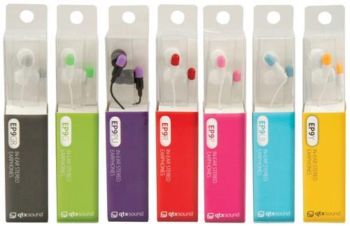 QTX sluchátka Style Pro In-Ear