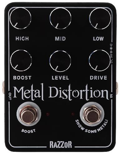 Razzor Metal Distortion