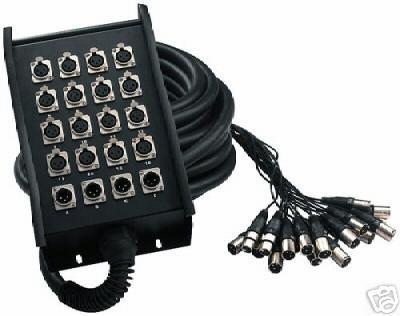 RockCable RCL 30920 multikábel