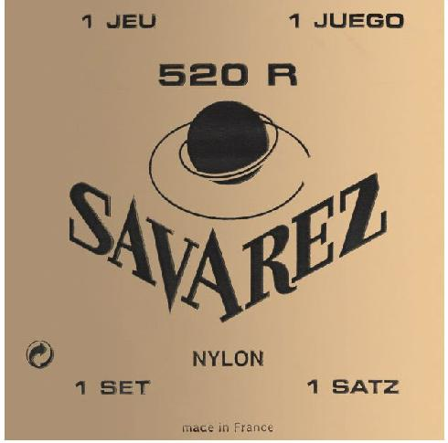 Savarez Carte Rouge 520R