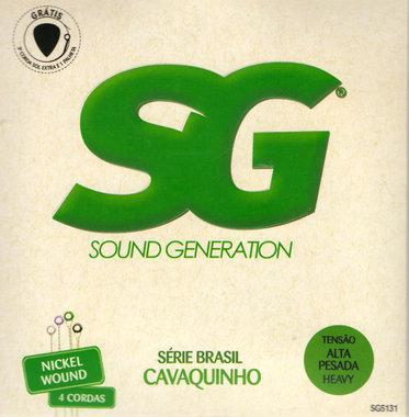 SG Strings Cavaquinho