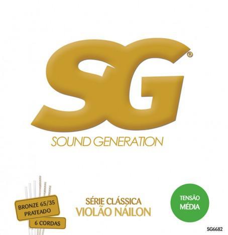 SG Strings Nailon Classica
