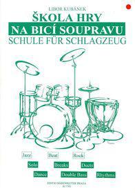 Školy hry na bicí soupravu - Libor Kubánek