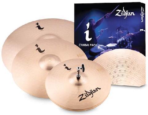 Zildjian I Series Standard Gig Cymbal Pack